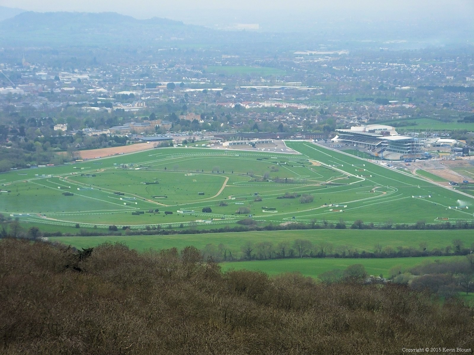 Image result for cheltenham racecourse aerial view